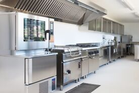 Looking For Commercial Kitchen