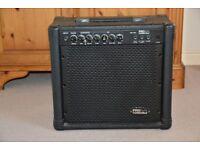 Proformance 20 watt guitar amp