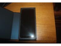 S8 (almost new) Midnight black unlocked