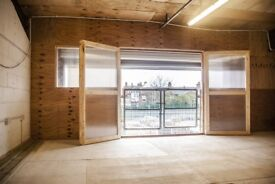 Workspace / studios / desk space for rent