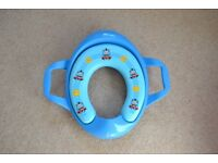 Mothercare trainer / potty / toilet seat