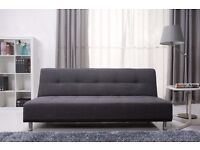 Lovely Grey Sofa Bed - contemporary - perfect condition