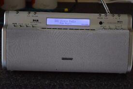 SONY DAB RADIO/DAB ANTERNA/OPTICAL OUT