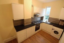 3 bed newly renovated first floor flat, contemporary brand new kitchen and bathroom