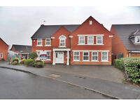** Excecutive 5 Bedroom Home, Nettleton Close, Littleover, Derby **