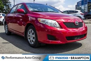 2010 Toyota Corolla CE|PWR STEERING|PWR MIRRORS|HTD MIRRORS|BUCK