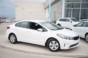 2017 Kia Forte LX - One owner, 100% accident free.