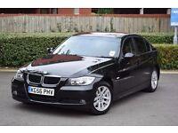 2006 BMW 320D SE 2.0 DIESEL 170bhp,3 MONTHS WARRANTY & BREAKDOWN COVER,FSH,NEW SERVICE,2 KEYS