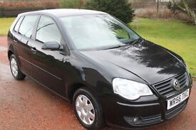 VOLKSWAGEN POLO S 64*1.2*56 PLATE*1 YEAR MOT*FULL SERVICE HISTORY(8 STAMPS)* EXCELLLENT CONDITION