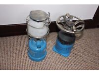 Camping Light & Stove and accessories