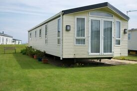 Willerby Vogue 40x13 Luxury Caravan. VGC. Price Includes 12mths Site fees, Insurance and Rates