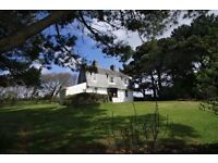 HOLIDAY COTTAGE NEAR ST MAWES IDEAL FOR AUTUMN WALKING HOLIDAYS