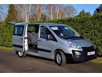 2015 Peugeot Expert Tepee Comfort L1 Hdi 9 Seater People Carrier