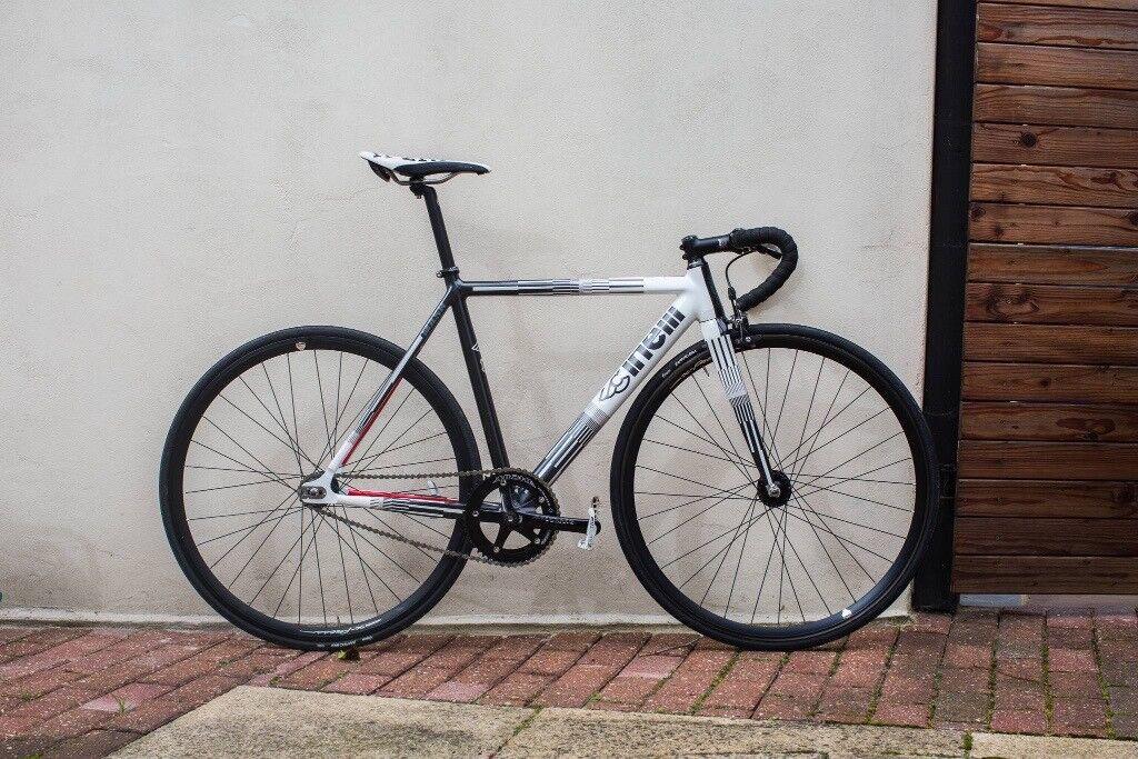 e3968b8c137 Cinelli Mash Parallax 52cm (Small) Complete Fixed Gear Track Bike ...