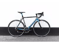 Road Racing FOCUS FULL CARBON ( NEW PARTS ) LARGE SIZE 8.9 kg