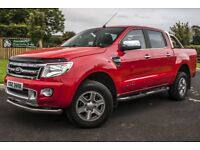 2014 Ford Ranger 2.2 Limited Manual