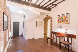 Newly refurbished serviced office space in Shoreditch-E1