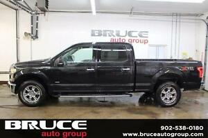 2015 Ford F-150 XTR 3.5L 6 CYL ECOBOOST AUTOMATIC 4X4 SUPERCREW