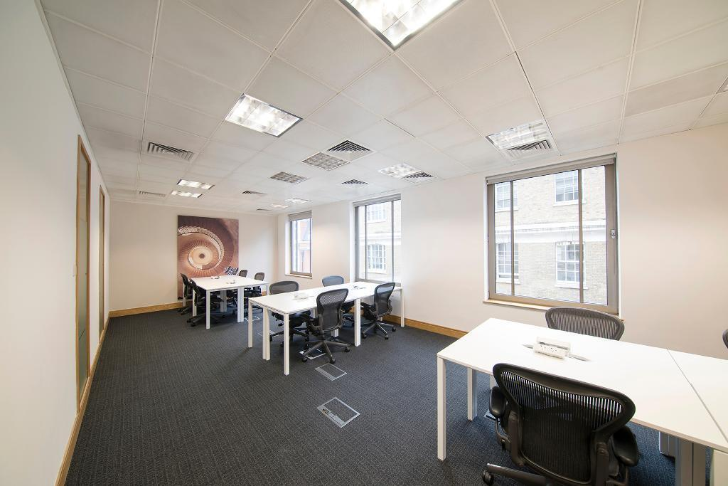 CANNON STREET EC4 Serviced Office To Rent Modern
