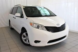 2013 Toyota Sienna V6, A/C, 7 PASS, GRP ÉLEC, CRUISE, MAGS