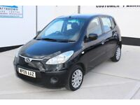 Hyundai i10 1.2 Classic 5dr £2,495 p/x welcome Service History, 12 Months MOT