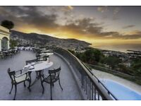 Remarkable Deal starting from £199pp Madeira Beach Escape.
