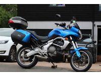 Kawasaki Versys 650, Electric Blue, FSH, 30k miles, Great Runner