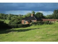 Cottage in Surlingham, Nr. Norwich, Norfolk. Idyllic Rural Setting Stunning Views Over RSPB Marshes.