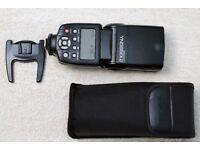 Yongnuo YN565 EX II speedlight flash gun for Canon dslr cameras like 800d 700d 600d 650d 5d ii iii