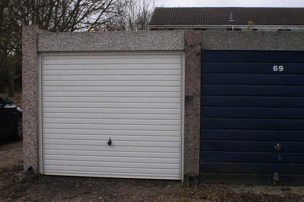 single garage space chelmsford essex cornflower drive springfield