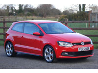 2011 VW POLO 1.4 GTI DSG 180 **TOTALLY IMMACULATE**