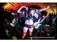 Splintered Halo - Female Fronted Avant Garde Metal band seeks Lead Guitarist