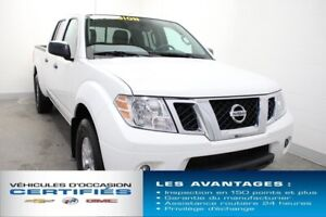 2017 Nissan FRONTIER 4WD CREW CAB SV SV CREWE CAM.REC SIÈ.CHAUF