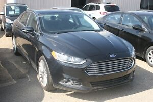2016 Ford Fusion SE AWD, LEATHER, NAV, S/ROOF