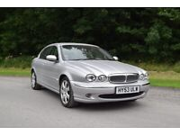 Jaguar, X-TYPE, Saloon, 2003, Other, 2495 (cc), 4 doors
