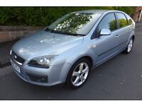 FORD FOCUS 1.6 ZETEC ** 06 PLATE ** ONLY 34,000 MILES ** CHOISE OF TWO **auto or manual **