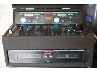 Omnitronic Dual CD Player & Mixer