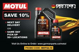 Motul Engine Oil - 100% Synthetic Engine Oil -Treat your engine to the best!
