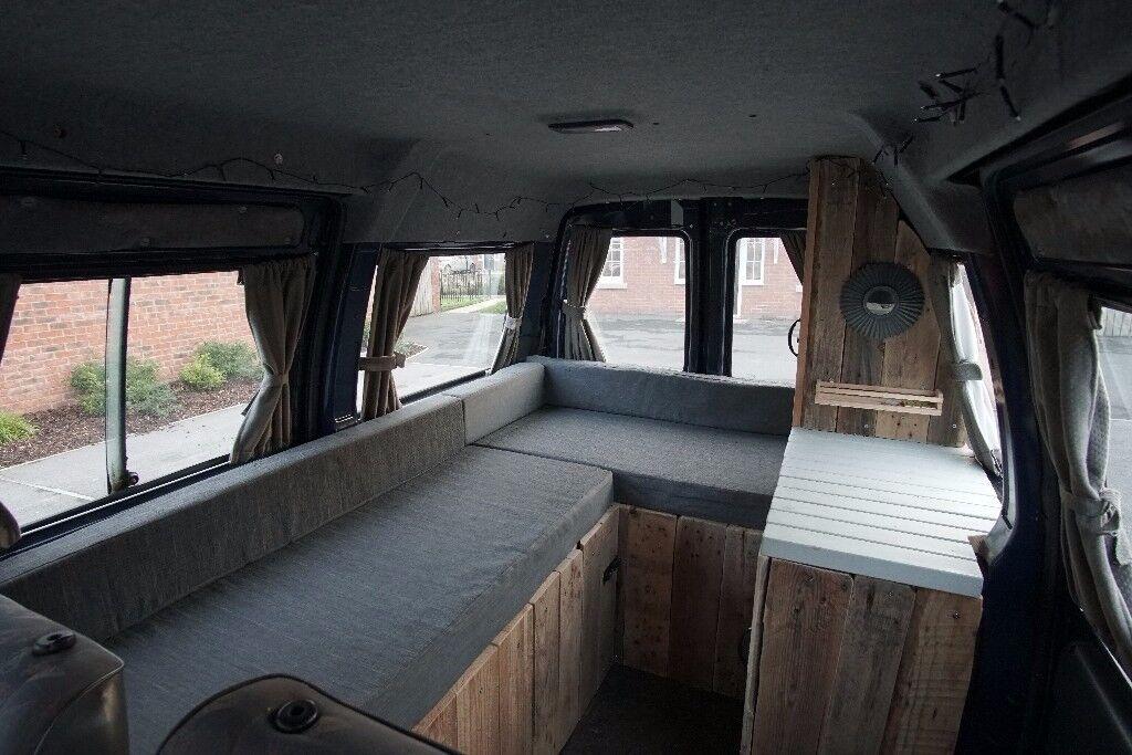 Citroen Dispatch Camper Van