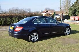 Mercedes-Benz C Class C220 CDI Elegance 4dr Sporty Looking with comfort - Real Eye Turner