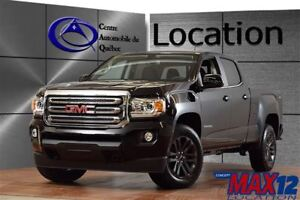 2018 GMC Canyon SLE NIGHTFALL 4X4 CREW CAB V6 BOITE 6'
