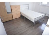 Impressive Double Room in a Modern flat in Whitechapel AVAILABLE NOW