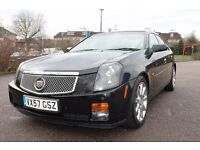 LOW MILEAGE Cadillac CTS 3.6 V6 Sports Luxury FOR QUICK SALE!