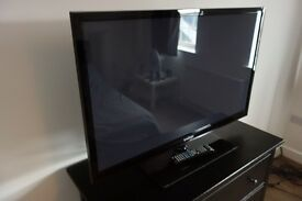 "Samsung 43"" HD Plasma 3D TV"