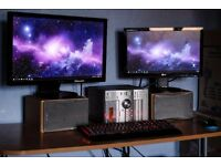 Gaming PC: complete set up