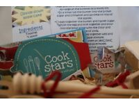 Cook Stars South and East Ayrshire-cooking classes and parties for children