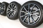 BMW Zomerbanden X3 G01 X4 G02 20 inch 699 M double spoke RDC
