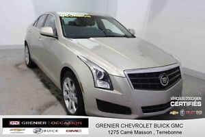 2014 Cadillac ATS SEDAN AWD AWD TURBO CUIR