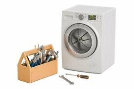 Washing machine, Dryer, Electric Oven, Dishwasher Repair