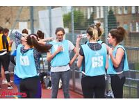 Play Netball in Shoreditch